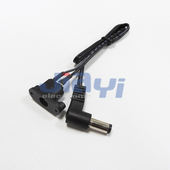 Custom DC Power Cable Assembly - Custom DC Power Cable Assembly
