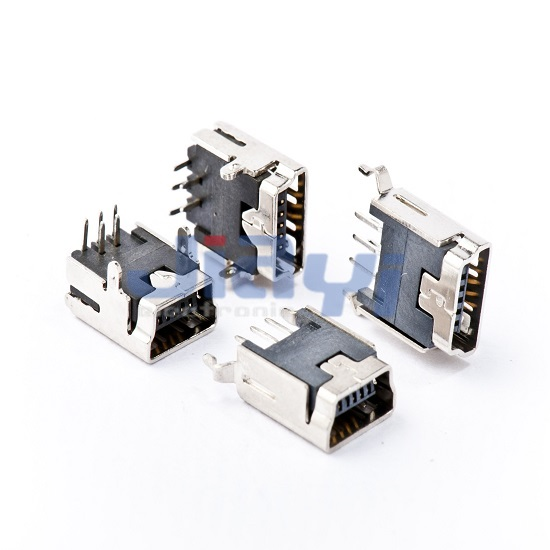 Mini USB Connector - Mini USB Connector