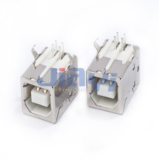 USB B Type Female Connector - USB B Type Female Connector