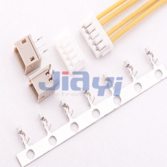 Connecteur fil-à-carte JST ZH de pas 1,5 mm - Connecteur fil-à-carte JST ZH de pas 1,5 mm