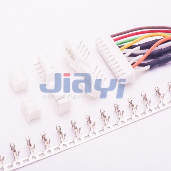 コネクターに乗るピッチ2.5mm JST XHワイヤー - コネクターに乗るピッチ2.5mm JST XHワイヤー