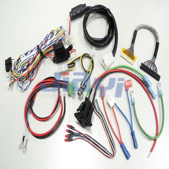 Custom Wire Harness - Custom Wire Harness