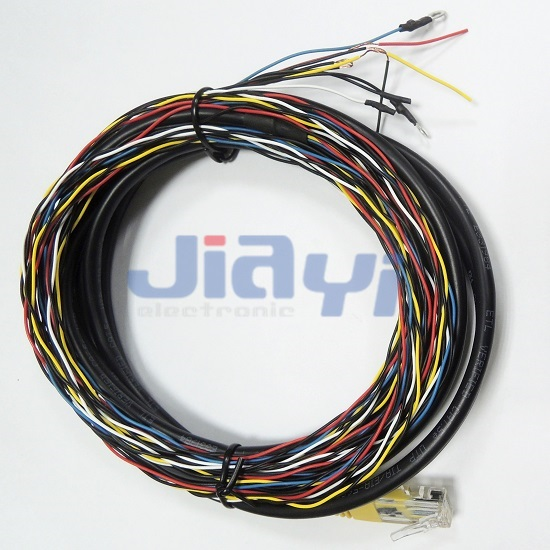 Harness Cable Assembly - Harness Cable Assembly