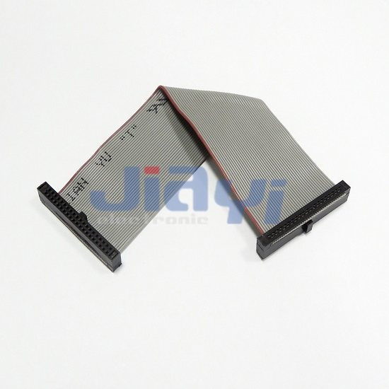Pitch 1.27mm x 1.27mm IDC Ribbon Cable Assembly - Pitch 1.27mm x 1.27mm IDC Ribbon Cable Assembly