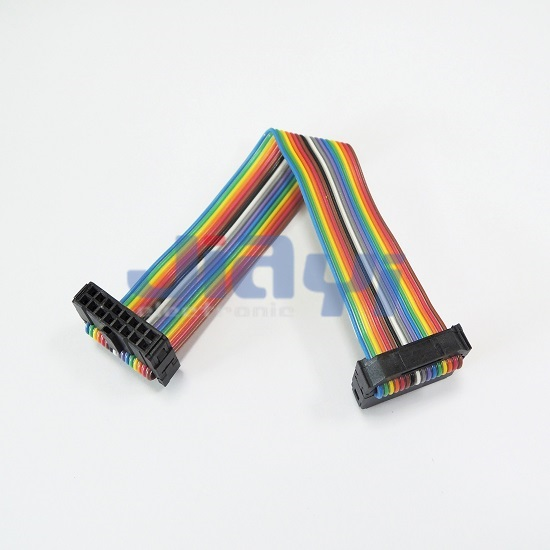 Custom Color Code Ribbon Cable Assembly - Custom Color Code Ribbon Cable Assembly