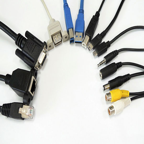 Overmold Cable Assembly