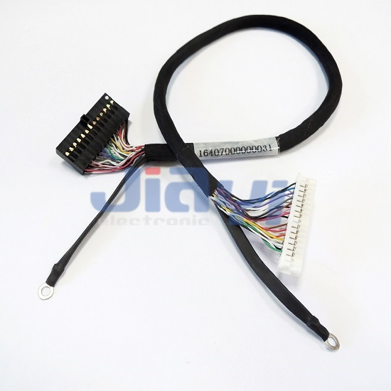 LVDS Screen Cable with JST PHD Connector - LVDS Screen Cable with JST PHD Connector