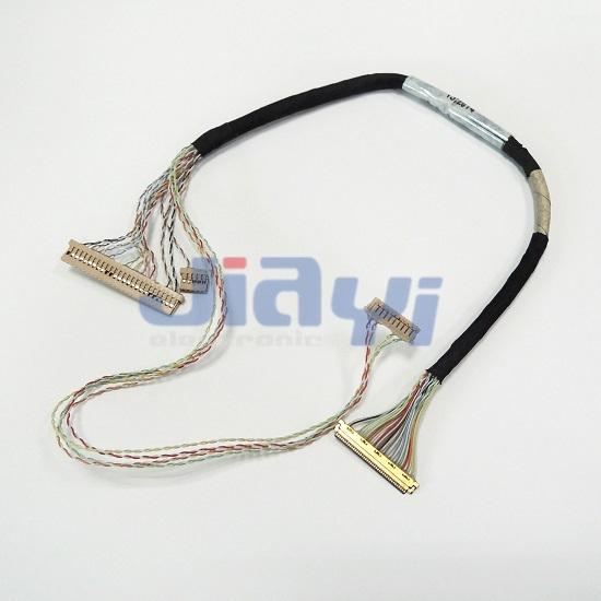 Custom IPEX 20453 LVDS Wiring Harness - Custom IPEX 20453 LVDS Wiring Harness