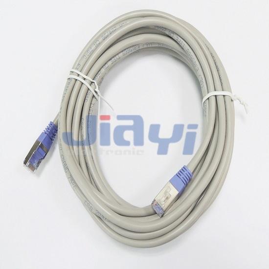 RJ45 Ethernet Patch Cable - RJ45 Ethernet Patch Cable