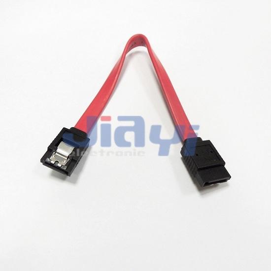 SATA 7P Straight Data Cable - SATA 7P Straight Data Cable