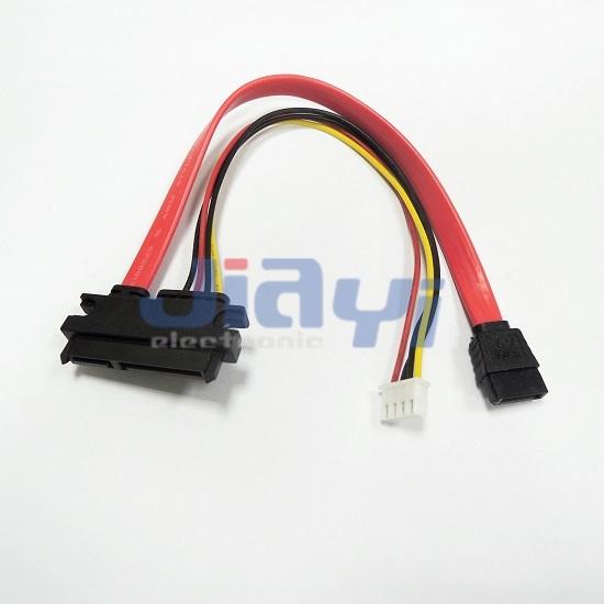 Serial ATA 22P Custom Cable - Serial ATA 22P Custom Cable