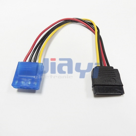 SATA 15P Cable Assembly for Power - SATA 15P Cable Assembly for Power