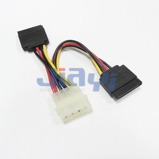 SATA Power Splitter Cable - SATA Power Splitter Cable
