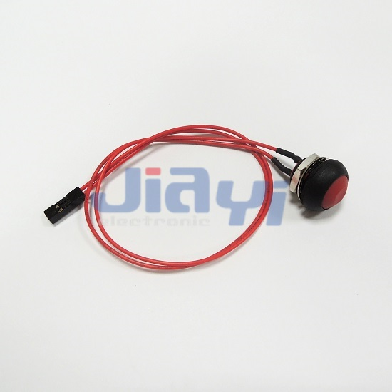Pushbutton Switch Wiring Harness - Pushbutton Switch Wiring Harness