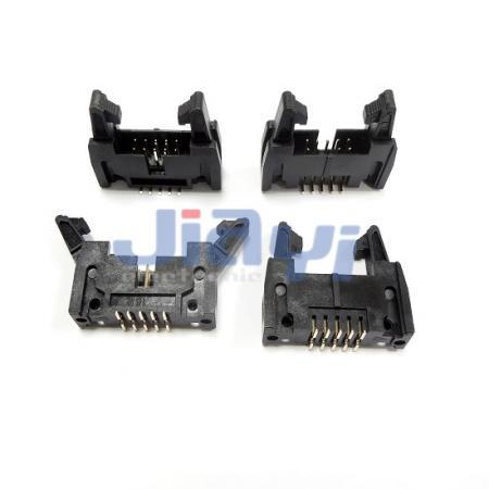 Shrouded Header Connector