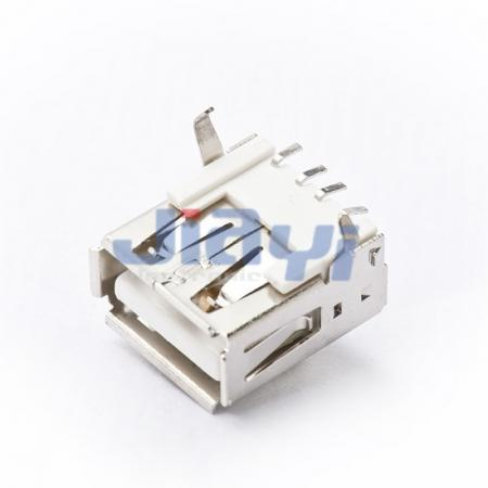 USB A Type Female Connector