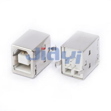USB B Type Female Connector