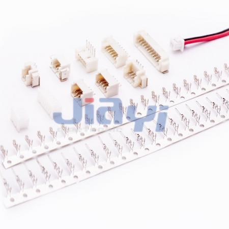 Paso 1.25mm Molex 51021 Conector de cable a placa - Paso 1.25mm Molex 51021 Conector de cable a placa