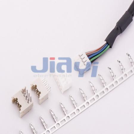 Paso 2.0mm JST PHD Cable a placa Conector - Paso 2.0mm JST PHD Cable a placa Conector
