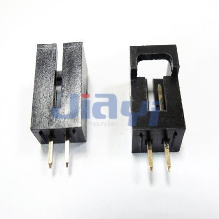 ピッチ2.54mm Molex 70066電線対基板コネクタ