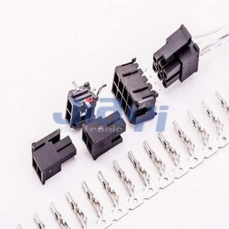 Pitch 3.0mm Molex 43645 & 43025 Wire to Wire Connector - Pitch 3.0mm Molex 43645 & 43025 Wire to Wire Connector