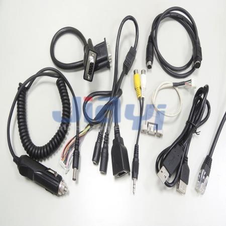 電纜連接線加工 - 電纜連接線加工