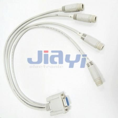 Supplier of Custom Cable Assembly - Supplier of Custom Cable Assembly