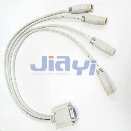 客製成型連接線組裝廠 - 客製成型連接線組裝廠