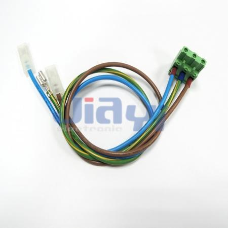 Terminal Block Cable Assembly Harness