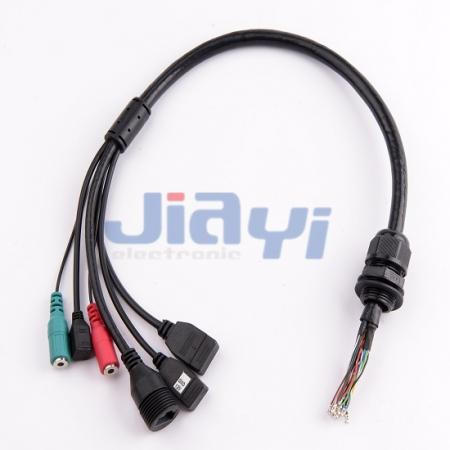 Security Equipment Wire Harness and Cable Assembly