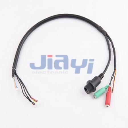 CCTV and CCD Camera Wire Harness and Cable Assembly