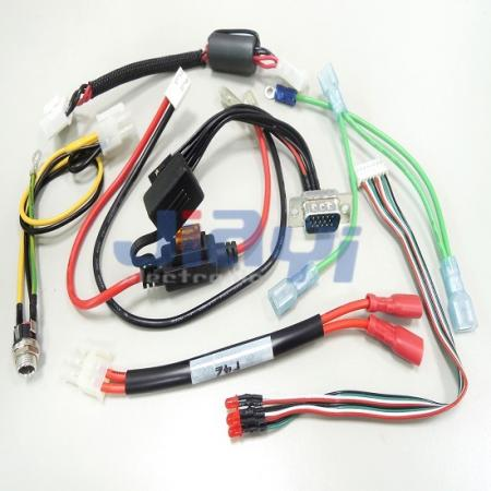 Wire Harness Assembly - Wire Harness Assembly