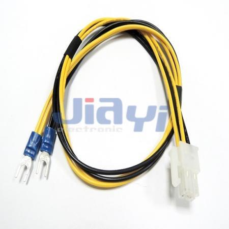 Arnés de cable de la fuente de alimentación