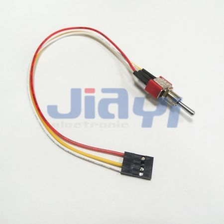 Wiring Harness with Custom Assembly Service - Wiring Harness with Custom Assembly Service