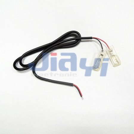 Custom Made Cable and Wire Harness