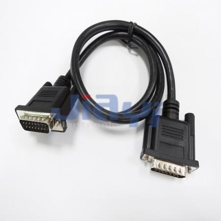 Assemblage de câbles D-SUB