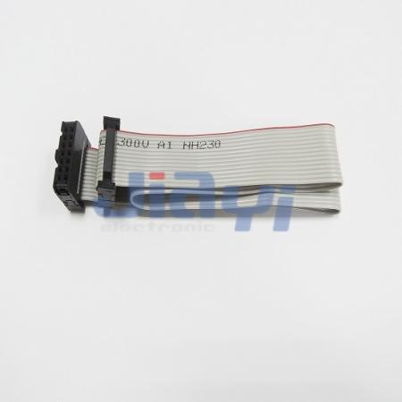 Pitch 2.54mm IDC Ribbon Cable Assembly