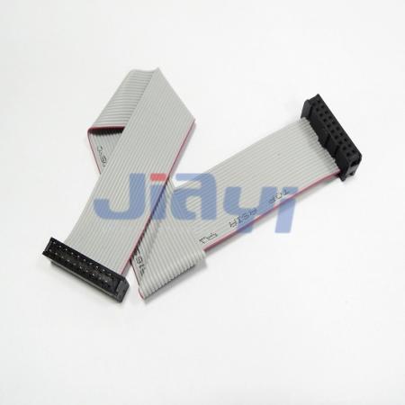 IDC Socket to Dip Plug Flat Ribbon Cable