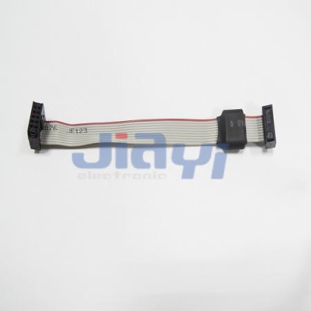 Custom IDC Flat Cable Assembly