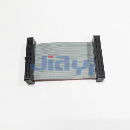 Pitch 1.27mm x 2.54mm IDC Ribbon Cable Assembly