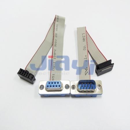 D-SUB IDC Type Flat Ribbon Cable