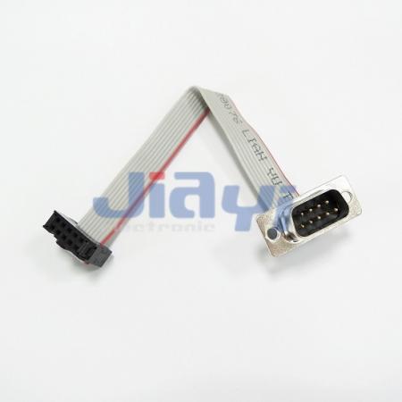D-SUB Ribbon Cable Assembly