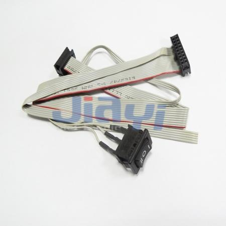 Custom Design Ribbon Cable Assembly