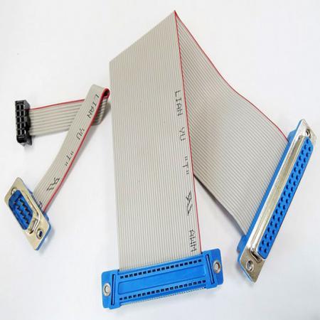 D-SUB IDC Type Flat Ribbon Cable - D-SUB IDC Type Flat Ribbon Cable