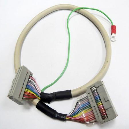IDC Socket Round Cable Assembly - IDC Socket Round Cable Assembly