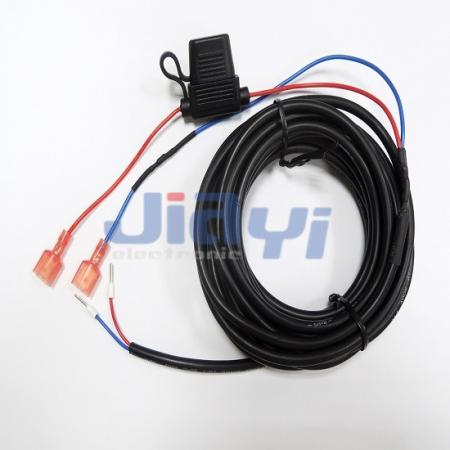 Molding Type Fuse Holder Wire Harness
