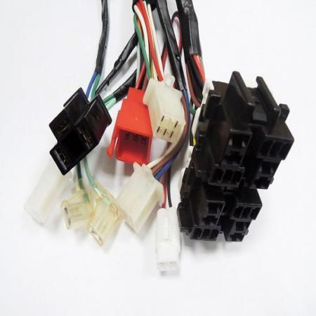 Harnais de fil automobile - Auto, faisceau de câbles automobile