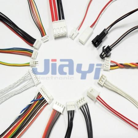 JST Connector Wire Harness - JST Wire to Board and Wire to Wire Connector Wire Harness