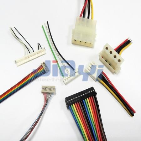 Hirose/JAE/AMP&TE and YeonHo Connector Wire Harness - Hirose/JAE/AMP&TE/YeonHo Wire to Board and Wire to Wire Connector Wire Harness