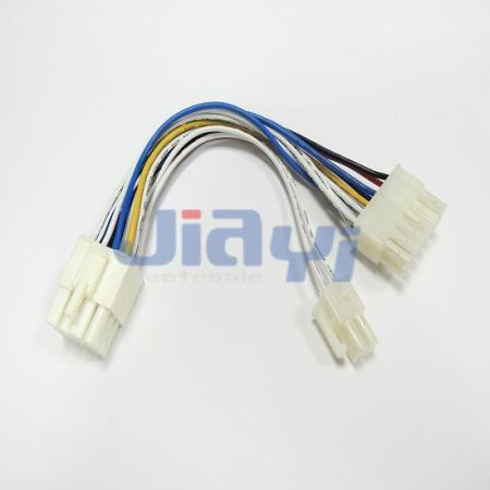 Wire Harness Manufacturer | Custom Design Jst El Wire Harness Assembly Cable And Wire Harness